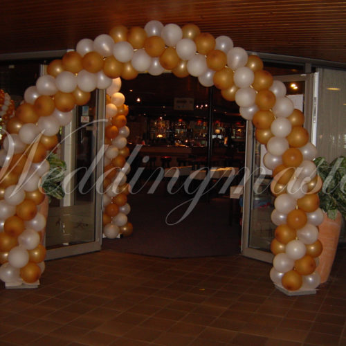 Ballondecoratie Weddingmaster (10)