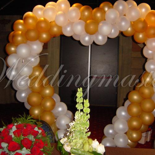 Ballondecoratie Weddingmaster (11)