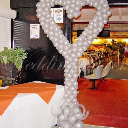 Ballondecoratie Weddingmaster (2)