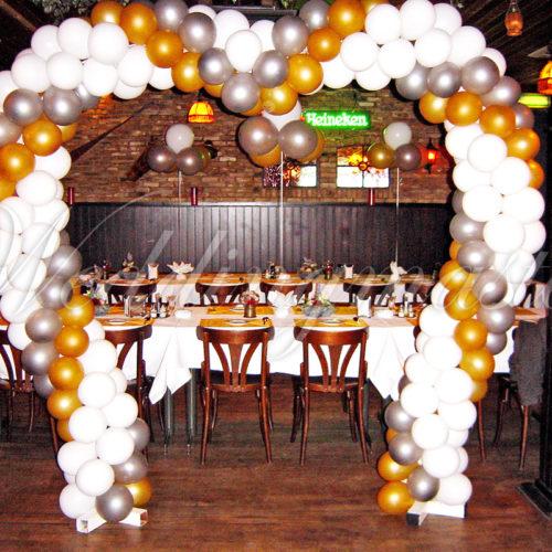 Ballondecoratie Weddingmaster (5)