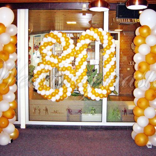Ballondecoratie Weddingmaster (9)