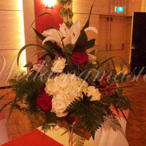 Bloemdecoratie Weddingmaster (3)