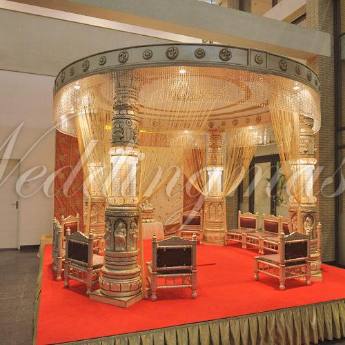 Chrystal Ganesh Mandap (4)