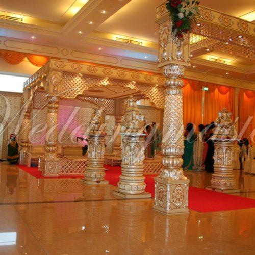 Rajasthani mandap Weddingmaster (1)