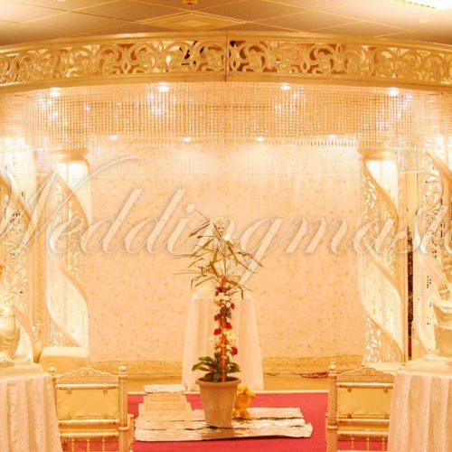 Weddingmaster Chrystal mandap (2)