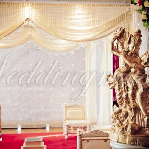 Weddingmaster Indian Silk Mandap (2)