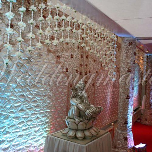 Weddingmaster Indian Silk Mandap (7)
